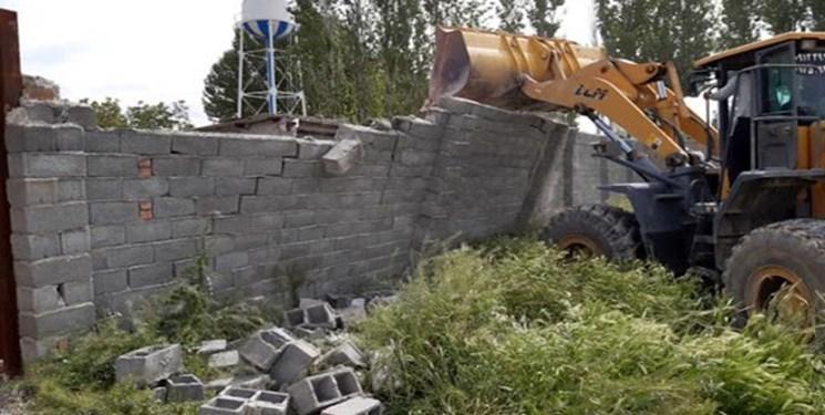 روند نزولی ساخت و سازهای غیرمجاز در کاشان