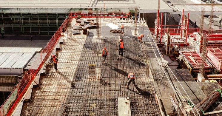 سنسورهای بتونی ابزاری برای تسریع ساخت و ساز