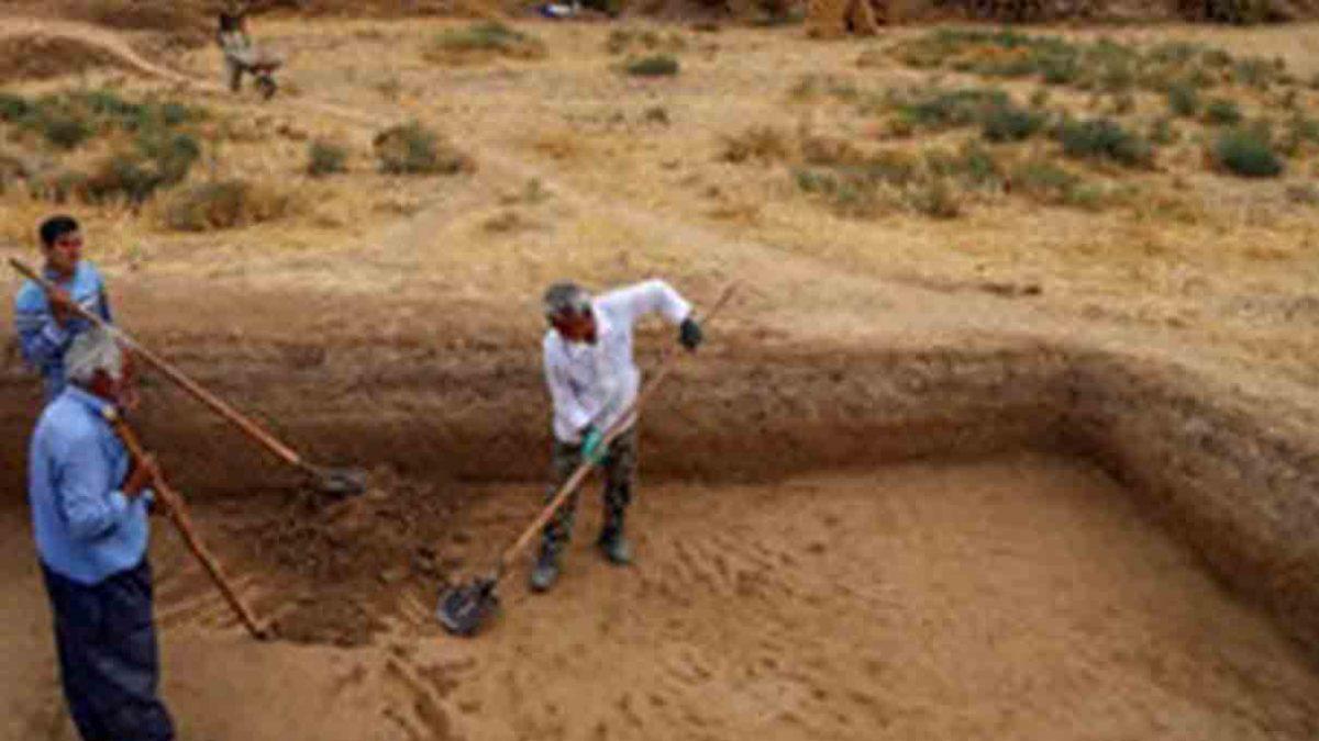 توقف ساخت و ساز غیرمجاز در محوطه باستانی قوچان