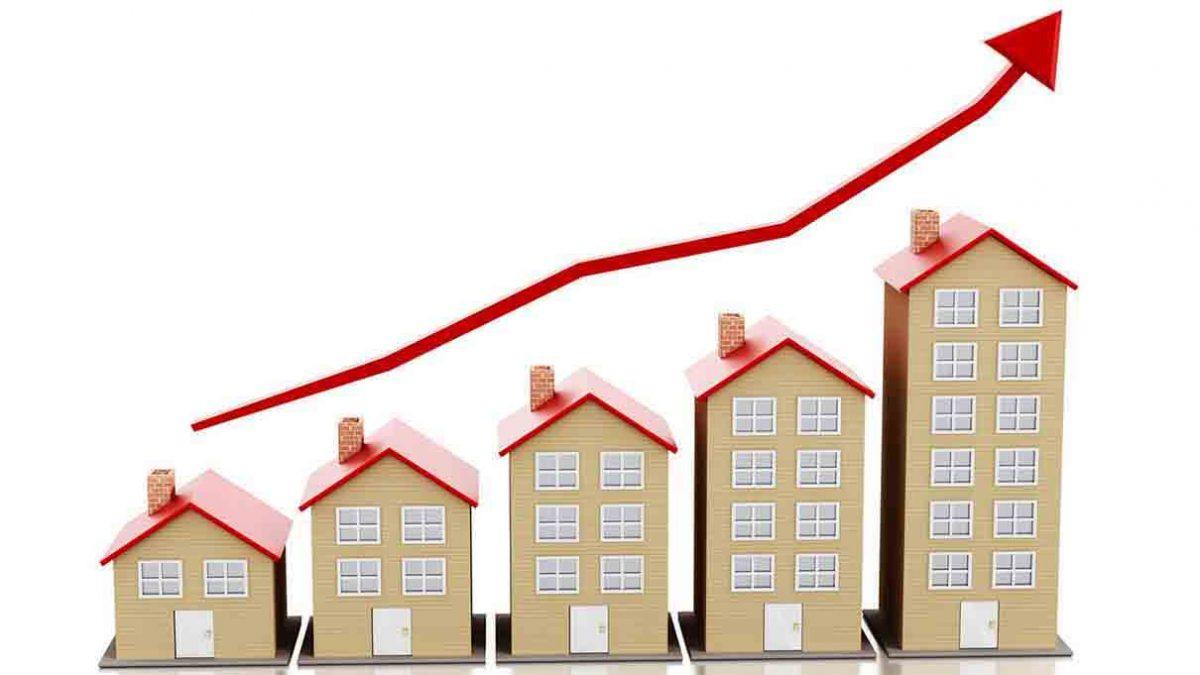 رشد سبد پروژه های در دست ساخت شرکت سرمایه گذاری مسکن
