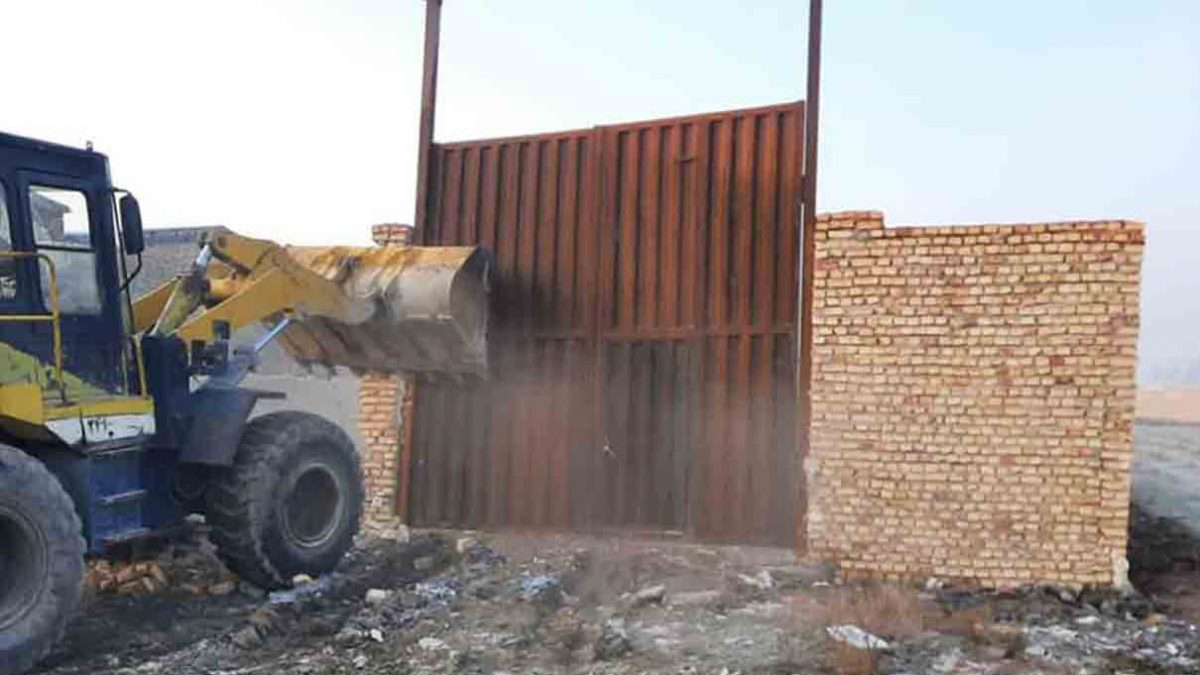 ساخت و ساز غیرمجاز در لرستان رو به افزایش است