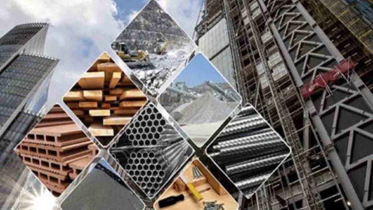 گرانی به تولیدکنندگان مصالح ساختمانی تحمیل میشود/ ترس از ساخت و ساز به دلیل گرانی فولاد/ تعطیلی مصالح فروشان!