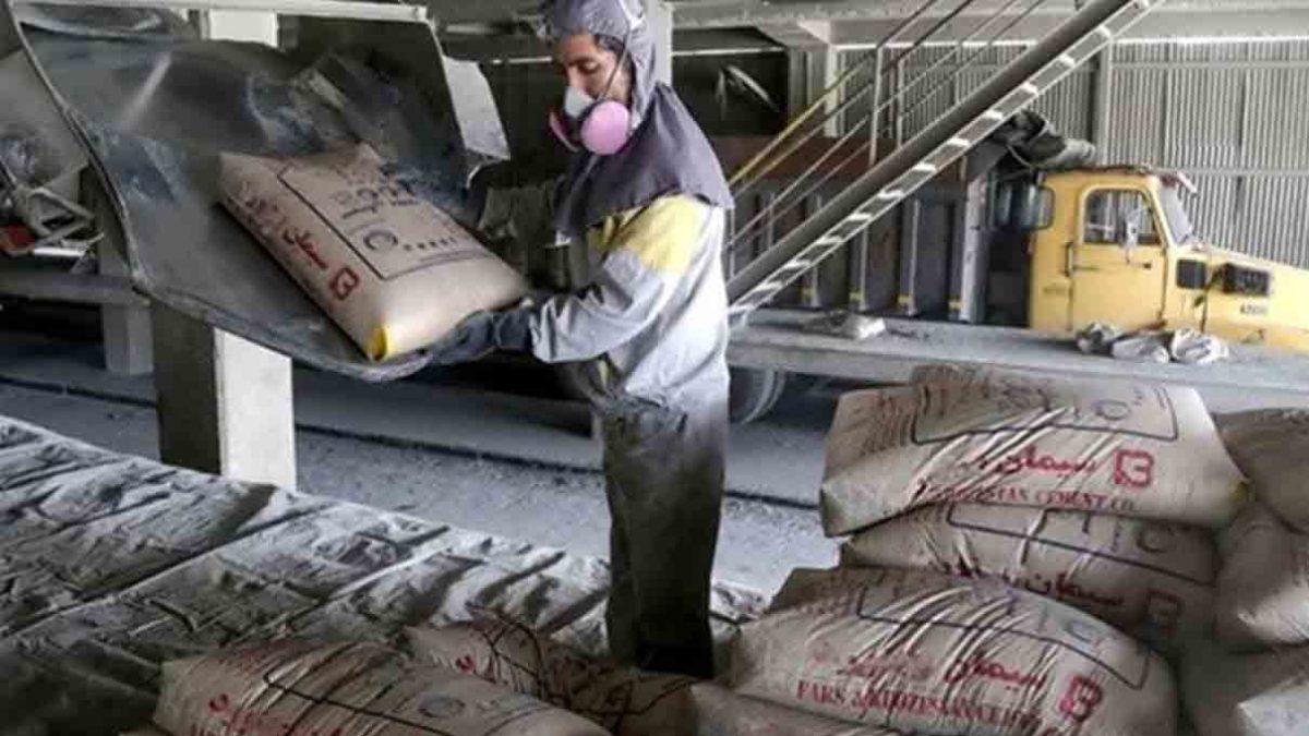معایب قیمت گذاری دستوری سیمان/فعال شدن 85 درصد ظرفیت کارخانه ها با اصلاح نرخها