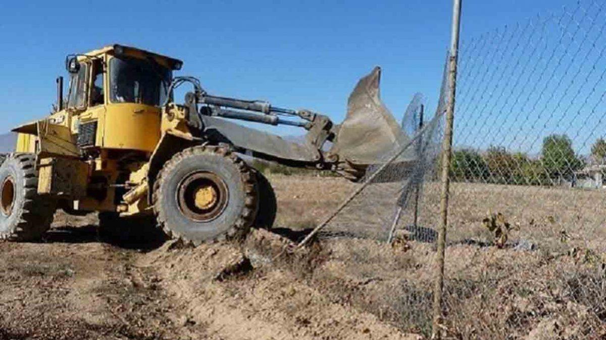 آزادسازی ۹ هکتار از اراضی کشاورزی قزوین