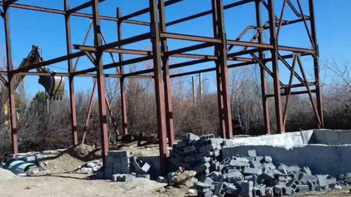 آثار منفی گرانی آهن بر بازار مسکن