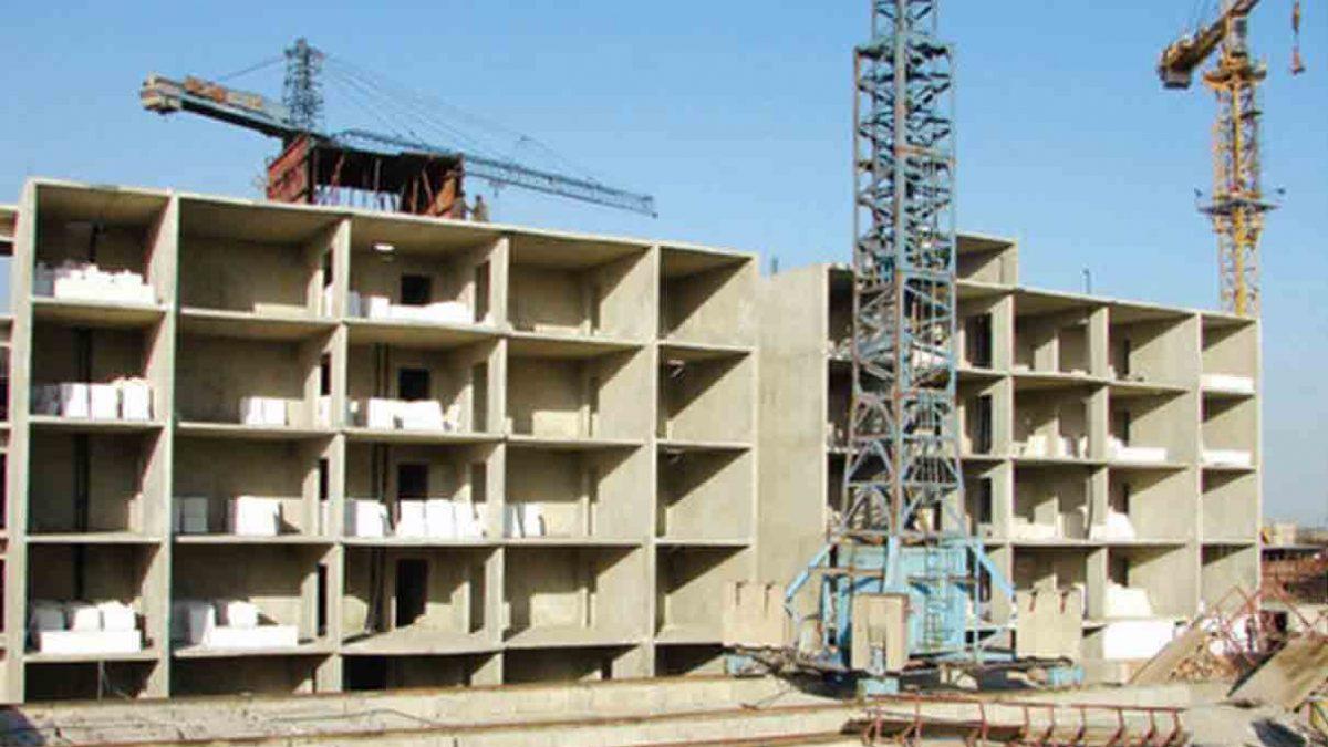 صنعت ساخت و ساز مسکن در رکود کامل به سر میبرد